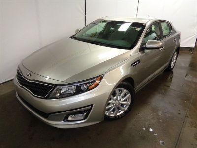2015 Kia Optima EX (Satin Metal)