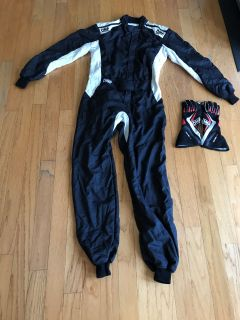FS: OMP One-S suit and gloves