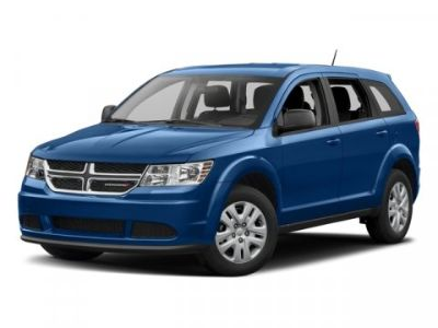 2018 Dodge Journey SE (Contusion Blue Pearlcoat)