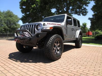 2018 Jeep All-New Wrangler Unlimited Rubicon (Grey)