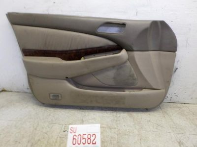 Find 99 00 01 ACURA TL SEDAN LEFT DRIVER FRONT INNER DOOR TRIM PANEL COVER OEM 24377 motorcycle in Sugar Land, Texas, US, for US $52.79