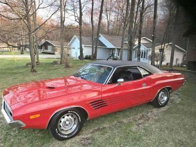 1973 Dodge Challenger Rallye