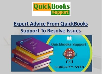 QuickBooks Support Phone Number 1-888-677-5770