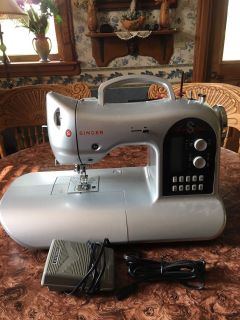 Special Edition Singer Sewing Machine