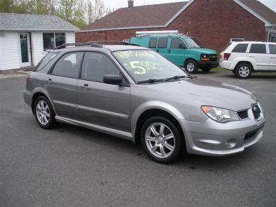 2006 Subaru Impreza Outback Sport (Gray)