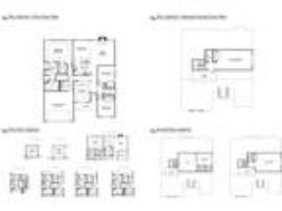 The Olivas Residence 3 by Williams Homes: Plan to be Built