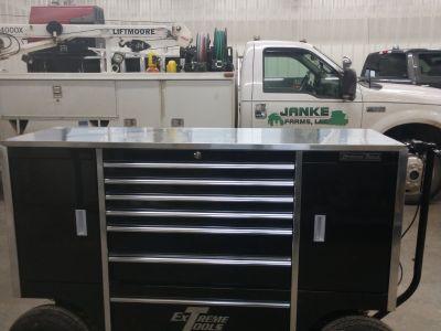 Extreme Tools Pit Box Wagon Cart