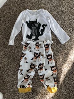 Where the wild things are outfit