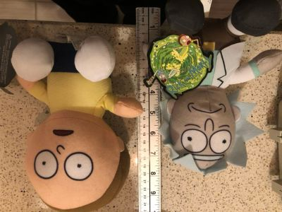 Rick And Morty Plush Stuffed Animal Doll Toy Factory