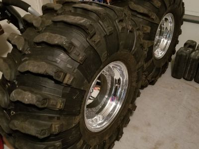 CUT BOGGERS - KILBY RACING TIRES