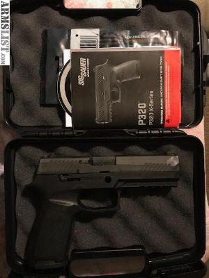For Sale: p320 9mm caliber exchange kit