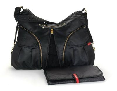 Skip Hop Diaper Bag- Black