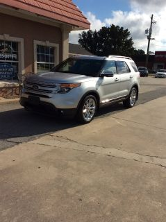 2013 Ford Explorer Limited (Silver Or Aluminum)