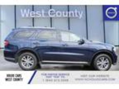 used 2014 Dodge Durango for sale.