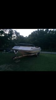 Viking deckboat 1978