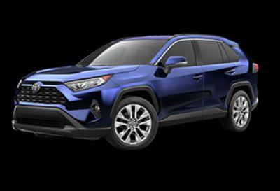 2019 Toyota RAV4 XLE Premium (Blueprint)