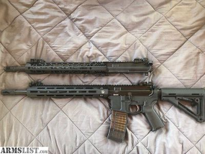 For Sale: AR-223/5.56-300