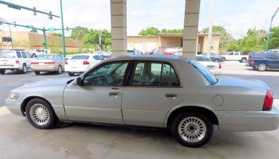 2002 Mercury Grand Marquis LS Premium (Gray)