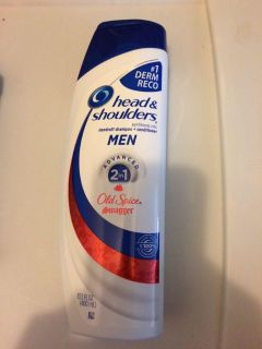Brand new head & shoulders men old spice swagger shampoo conditioner