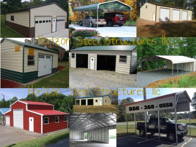 Steel Buildings and metal carports BUY DIRECT