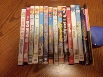 Like New DVDs 2