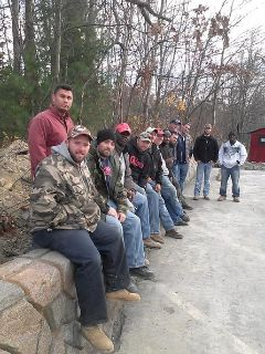 Recent Miltary needed  Next training dates   Oct. 27th-Nov. 4th and Dec. 3rd-10th