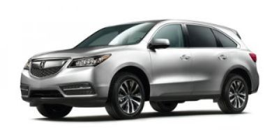 2014 Acura MDX Base w/Tech (Silver Moon)
