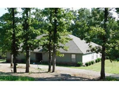 4 Bed 2.5 Bath Foreclosure Property in Hackett, AR 72937 - Hill Top Hts