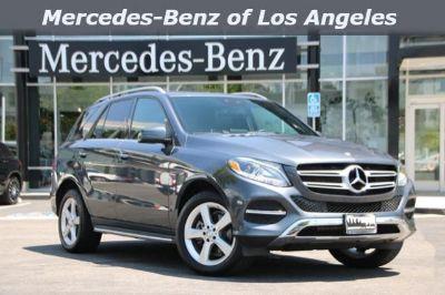 2016 Mercedes-Benz M-Class ML350 (STEEL GREY/BLA)