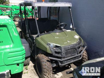 2014 Polaris Ranger Crew 4x4 Utility Vehicle