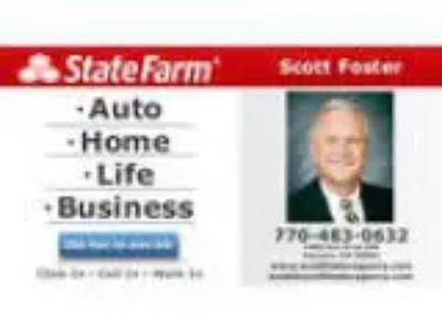 Scott Foster - State Farm Insurance Agent