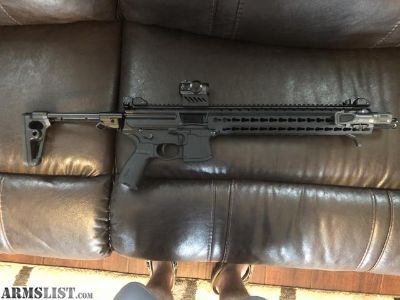For Sale/Trade: Sig MPX Carbine