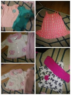 Size 2t girls clothes