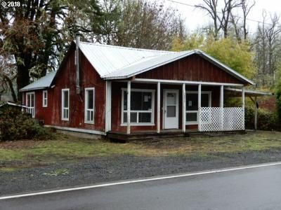 2 Bed 1 Bath Foreclosure Property in Lorane, OR 97451 - Territorial Rd