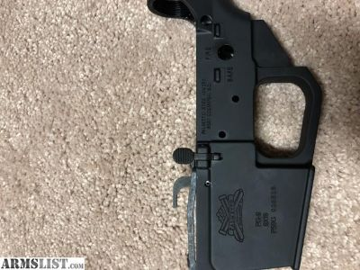 For Sale: Psa 9mm glock lower and bcg