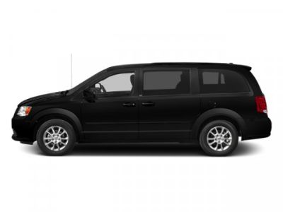 2013 Dodge Grand Caravan SXT (Brilliant Black Crystal Pearl)