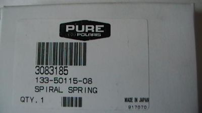 Find Polaris New OEM Rewind/Recoil Spring Starter Sportsman,Magnum,Scrambler,Ranger motorcycle in Mercer, Wisconsin, US, for US $20.00