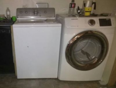 Super Capacity Mix & Match Washer & Dryer Set