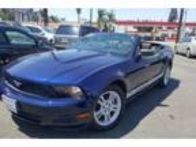 Used 2010 Ford Mustang Premium Convertible