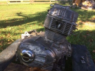 Find complete engine from 1979 HONDA CM400A motorcycle as-is motorcycle in York, Pennsylvania, United States, for US $169.99