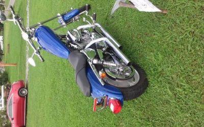 2009 Custom Built Motorcycles Chopper