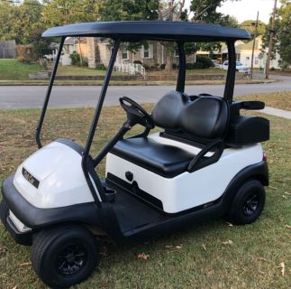 Golf Cart/Club Car Precedent