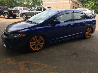 2008 Honda Civic Si (Atomic Blue Metallic)