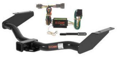 Sell Curt Class 3 Trailer Hitch & Wiring for 1998-1999 Nissan Frontier motorcycle in Greenville, Wisconsin, US, for US $193.81