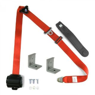 Purchase Seat Belt 3 Point Orange For 1968 - 1976 Ford Torino Gran Torino Seatbelt motorcycle in Portland, Oregon, United States, for US $50.00