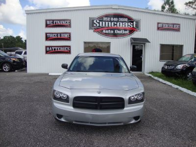 2009 Dodge Charger SE (Silver)