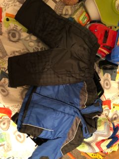 Size 18mos. Winter coat and matching pants