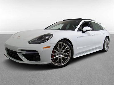 2018 Porsche Panamera (white)