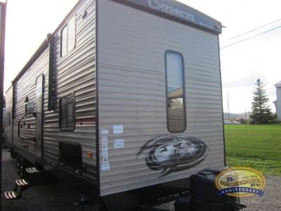 2018 Forest River Rv Cherokee Destination Trailers 39RESE