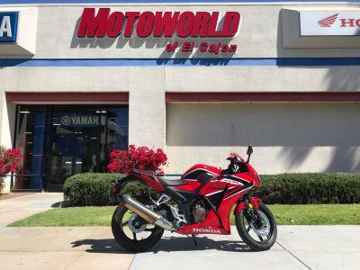 2017 Honda CBR300R Sport Motorcycles EL Cajon, CA